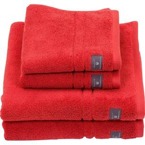 Handtücher »Premium«, Gant, hochwertiges Zero-Twist Garn