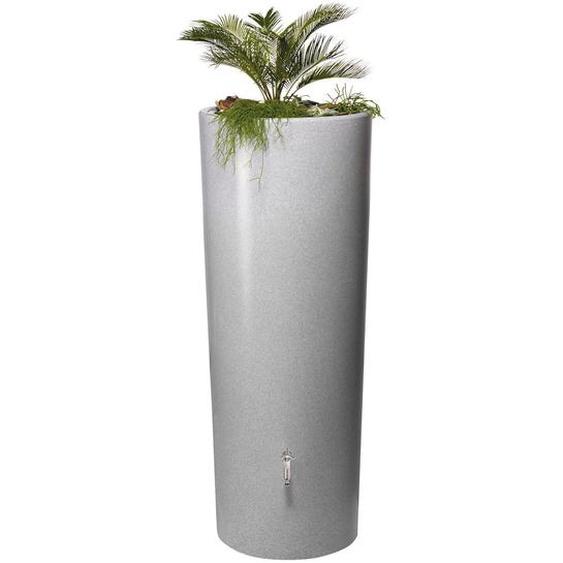 Garantia Regenwasser-Behälter Stone 2in1 350 l Silver