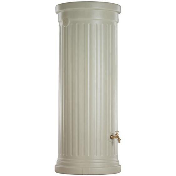Garantia Regenwasser-Säulentank 330 l Sandbeige