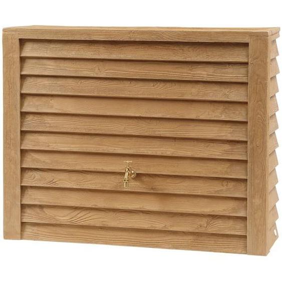 Garantia Regenwasser-Wandtank Woody 350 l Lightwood