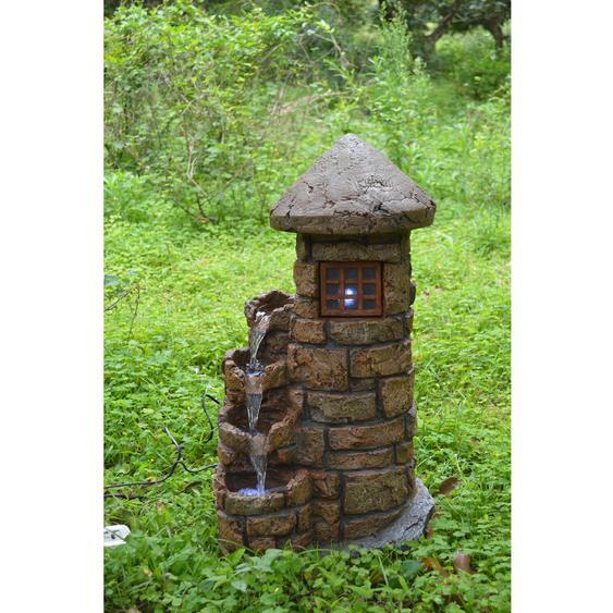 Garden Pleasure Brunnen Hades
