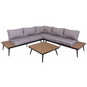 Harms Garden Pleasure RIBA Loungegruppe grau