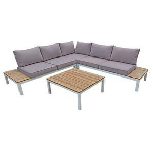 Harms Garden Pleasure Valentina Loungegruppe braun