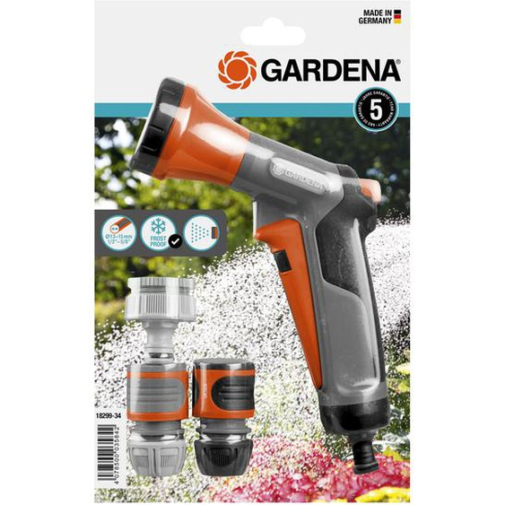 Gardena Bewässerungsbrausen-Set 5-teilig