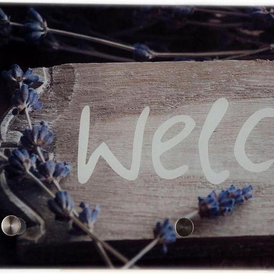 Garderobe »Welcome«