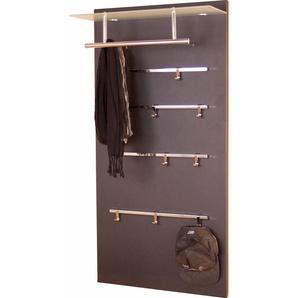 Garderoben-Paneel , schwarz, »1200 CSF«,