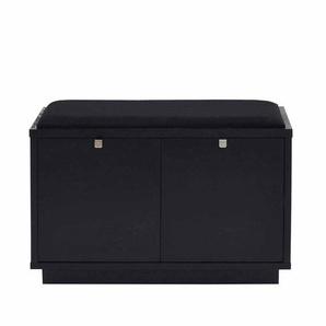 garderoben in schwarz preisvergleich moebel 24. Black Bedroom Furniture Sets. Home Design Ideas