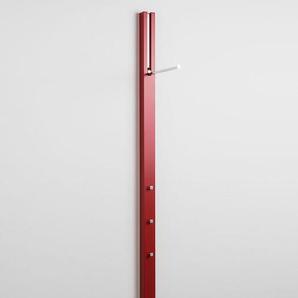 Garderobenelement Line Schönbuch rot, Designer Apartment 8
