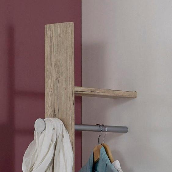 Garderobenhalter, Material Kunststoff »Bergamo«,