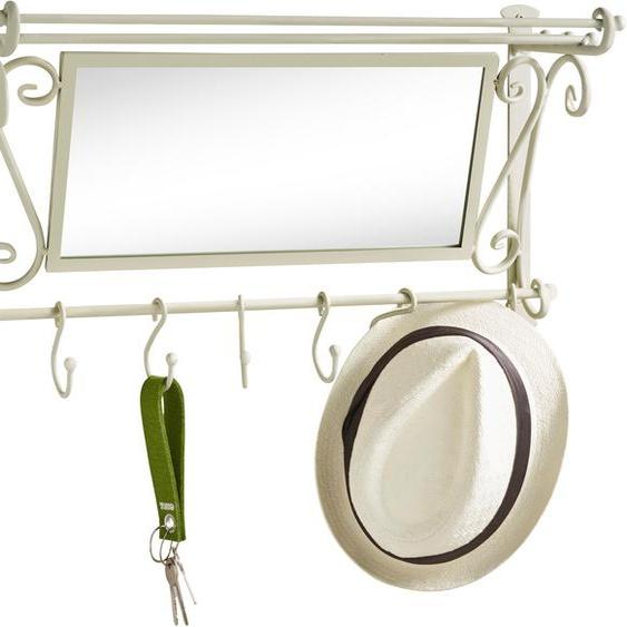 Garderobenhalter, locker, Material Metall