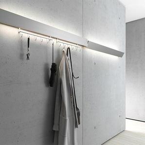 Garderobenleuchte GL 8 Wandleuchte Gera-Leuchten, Designer Thomas Ritt, 9.4x90x6.8 cm