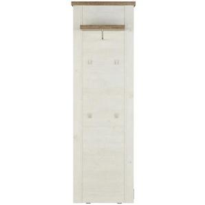 Garderobenpaneel  Duro | holzfarben | 61 cm | 199 cm | 34 cm |