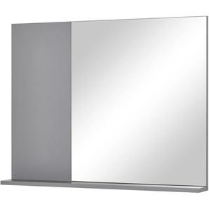 Garderobenspiegel | silber | 82 cm | 64 cm | 10 cm | Möbel Kraft