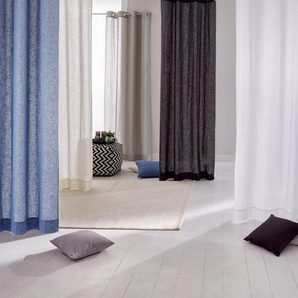 Gardine »Narva«, Guido Maria Kretschmer Home&Living, Ösen (2 Stück)
