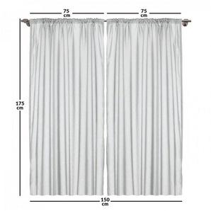 Gardine »Vorhang für Wohnzimmer Schlafzimmer Dekor«, Abakuhaus
