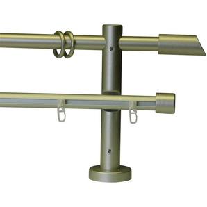 Gardinenstange »Classico Molis«, GARESA, Ø 20 mm, 2-läufig, Wunschmaßlänge