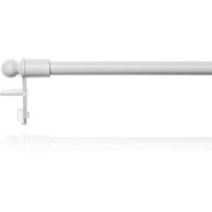Gardinenstange »Easy«, LICHTBLICK, Ø 10 mm, 1-läufig, Fixmaß