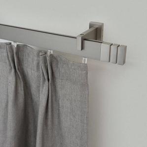 Gardinenstange »Flat«, GARESA, 1-läufig, Wunschmaßlänge