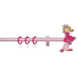 Gardinenstange, »Prinzessin Leonie«, Good Life, 1-läufig, ø 13-16 mm ausziehbar