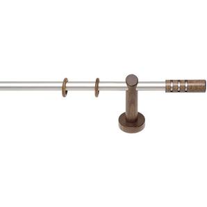 Gardinenstange »Prisma Pempia«, GARESA, Ø 20 mm, 1-läufig, Wunschmaßlänge