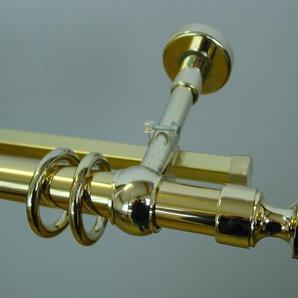 Gardinenstange »Standard«, GARESA, 2-läufig, Wunschmaßlänge