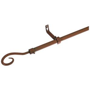 Gardinenstange »Syrakus Ø 16 mm«, Liedeco, Ø 16 mm, 1-läufig, ausziehbar