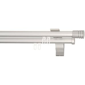 Gardinenstange »Verus«, indeko, Ø 20 mm, 2-läufig, Wunschmaßlänge