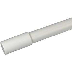 Gardinenstangen-Endstück »Zylinder mit Rille«, Liedeco, Gardinen, (Set, 1-St), für Gardinenstangen Ø 16 mm