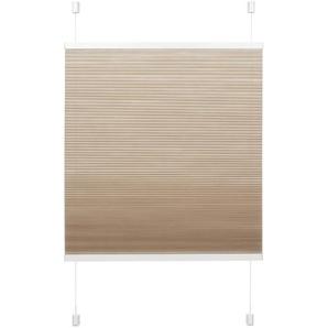 Gardinia EasyFix Wabenplissee beige 100 x 130 cm