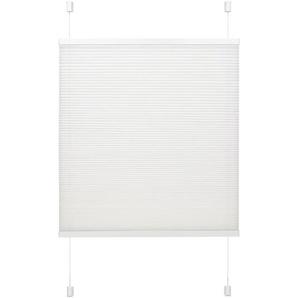 Gardinia EasyFix Wabenplissee weiß 70 x 130 cm