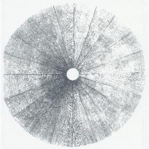 Gardinia Flächenvorhang Tree 60 x 245 cm
