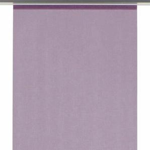Gardinia Schiebegardine  »Uni«, H/B 245/60 cm, lila