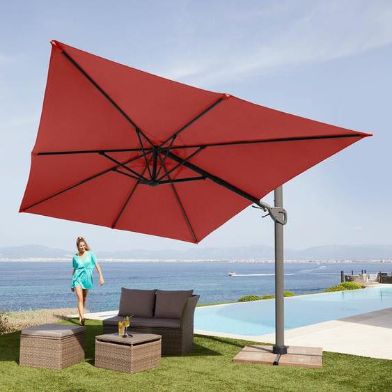 garten gut Sonnenschirm »Big Roma«, LxB: 400x300 cm, ohne Schirmständer, neigbar