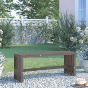 Gartenbank Arlinna aus Massivholz