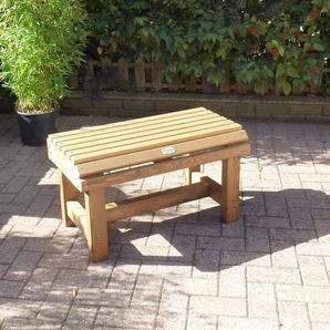 Gartenbank Carrabelle aus Holz