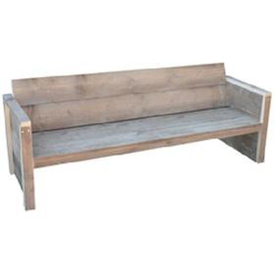 Gartenbank Napier aus Holzwerkstoff