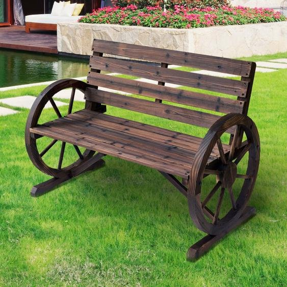 Gartenbank Twehues aus Holz