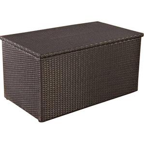 Gartenbox XL aus Korbgeflecht/Rattan Schott