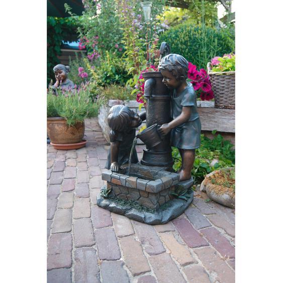 Gartenbrunnen-Set Atlanta