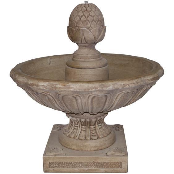 Gartenbrunnen-Set Augusta