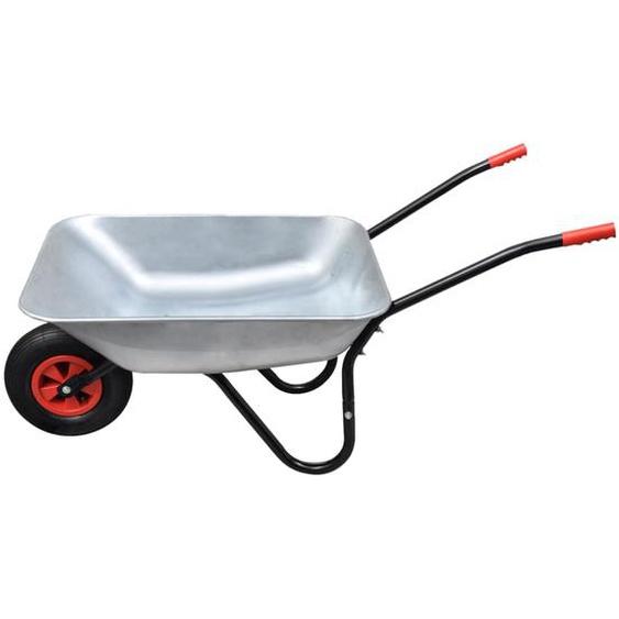 Gartengerät Einzelrad-Schubkarre 80 L
