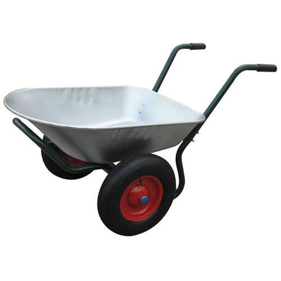 Gartengerät Zweirad-Schubkarre 66 L