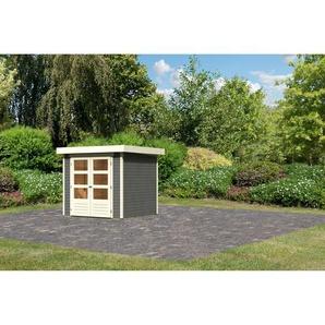 Gartenhaus Dornhan 2 501 x 217 x 211 cm (BxTxH) terragrau