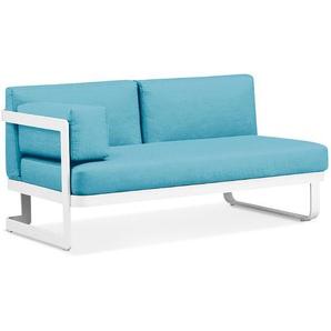 Gartensofa-Modul Gartensofa-Modul, Blau, Aluminium