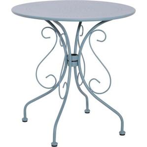 : Tisch, Blau, Grün, H 72,5