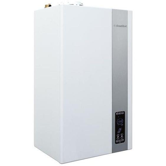 Evenes ® - Gas Brennwert Therme ITACA KRB 12-24 kW Speicher Regelung Gastherme Heizung KRB-12 / 2,1-12,6 kW