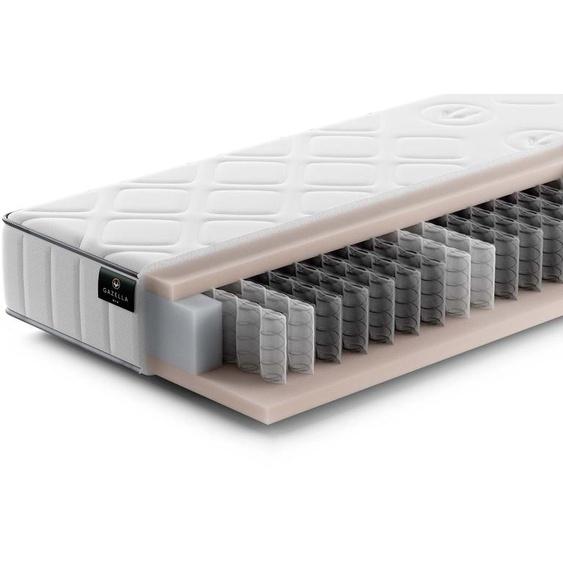 Gazella Support IV Tonnentaschen-Federkernmatratze | Swiss Sense