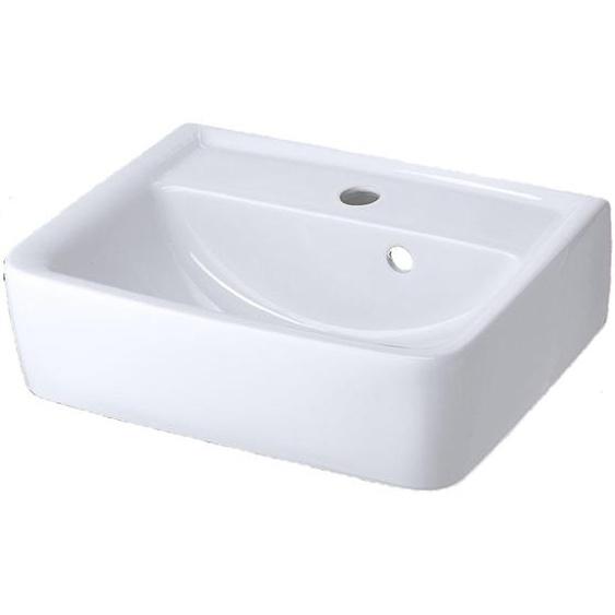 Geberit Handwaschbecken Renova 45 x 32 cm weiß