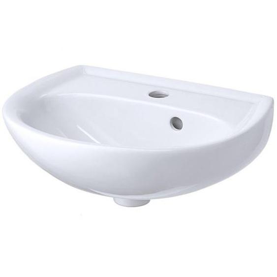 Geberit Handwaschbecken Renova 45 x 34 cm weiß