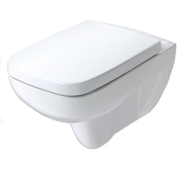 Geberit Wand-WC-Set Renova Plan spülrandlosweiß inkl. Sitz